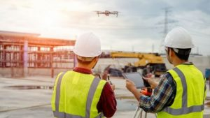 how drones are improving the construction industry - headwaters construction