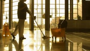 Post construction cleaning tips