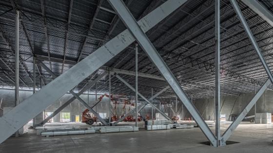 Industrial construction companies Concord